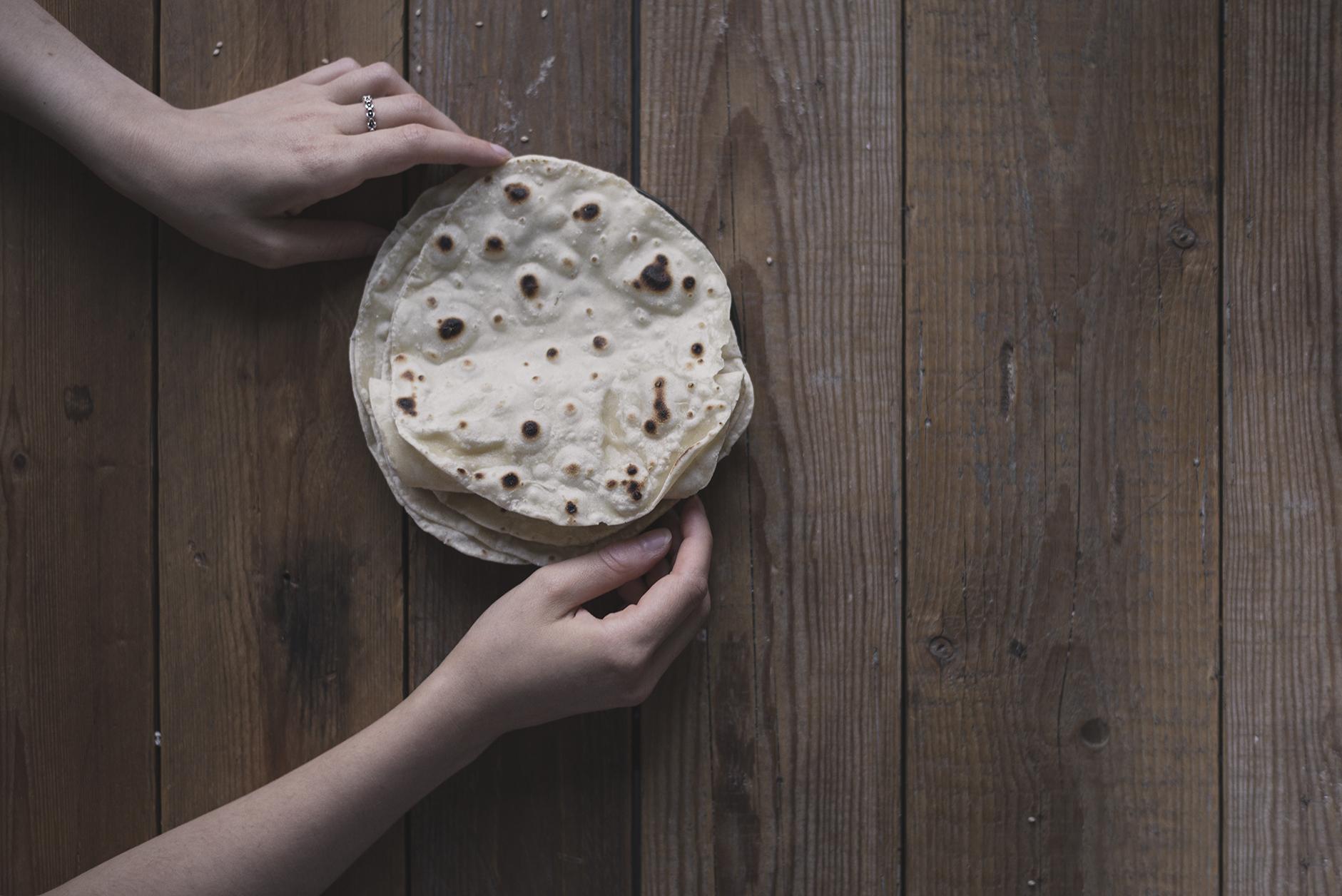Quick and easy flatbread recipe