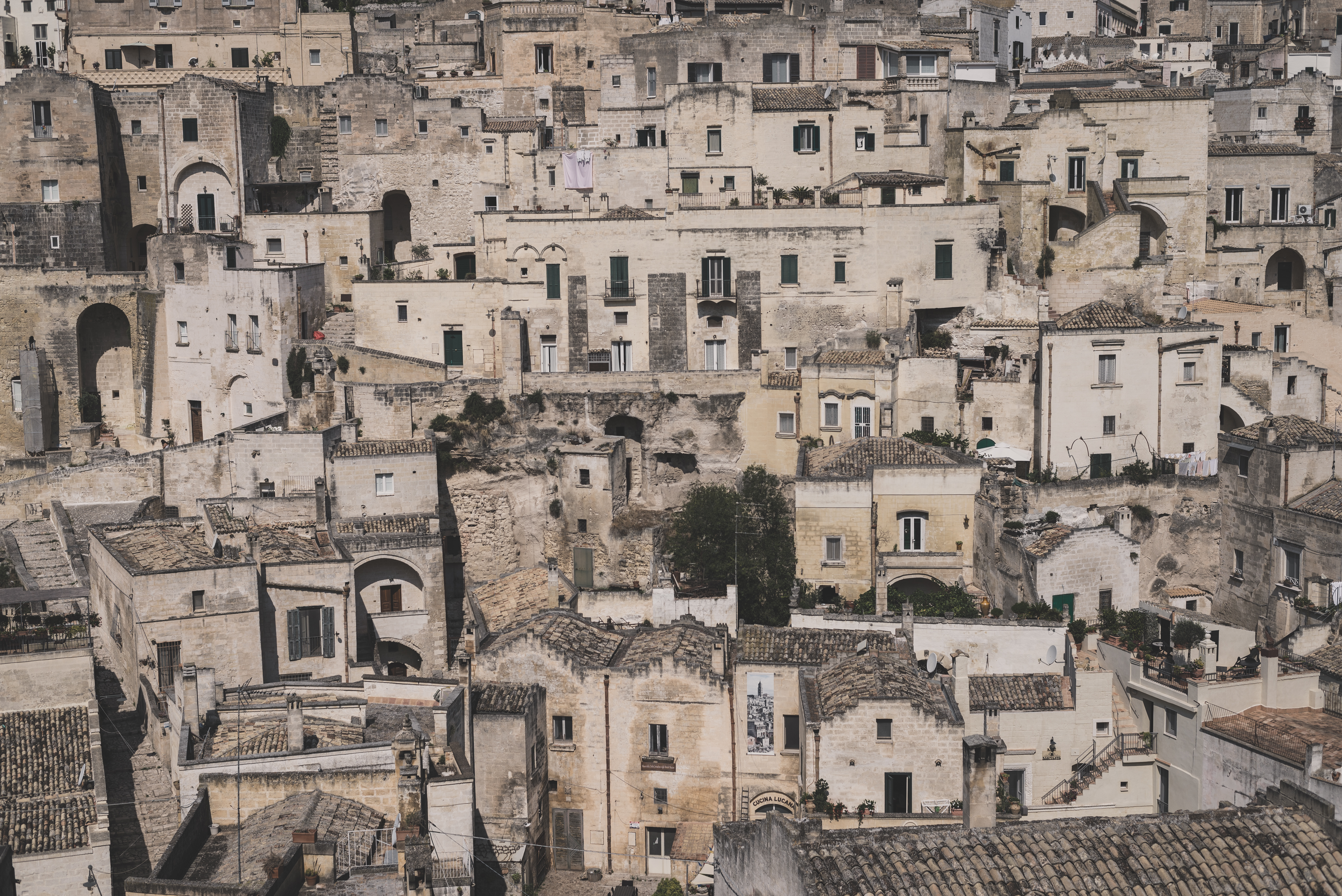 Holiday in Italy, matera, travel photography