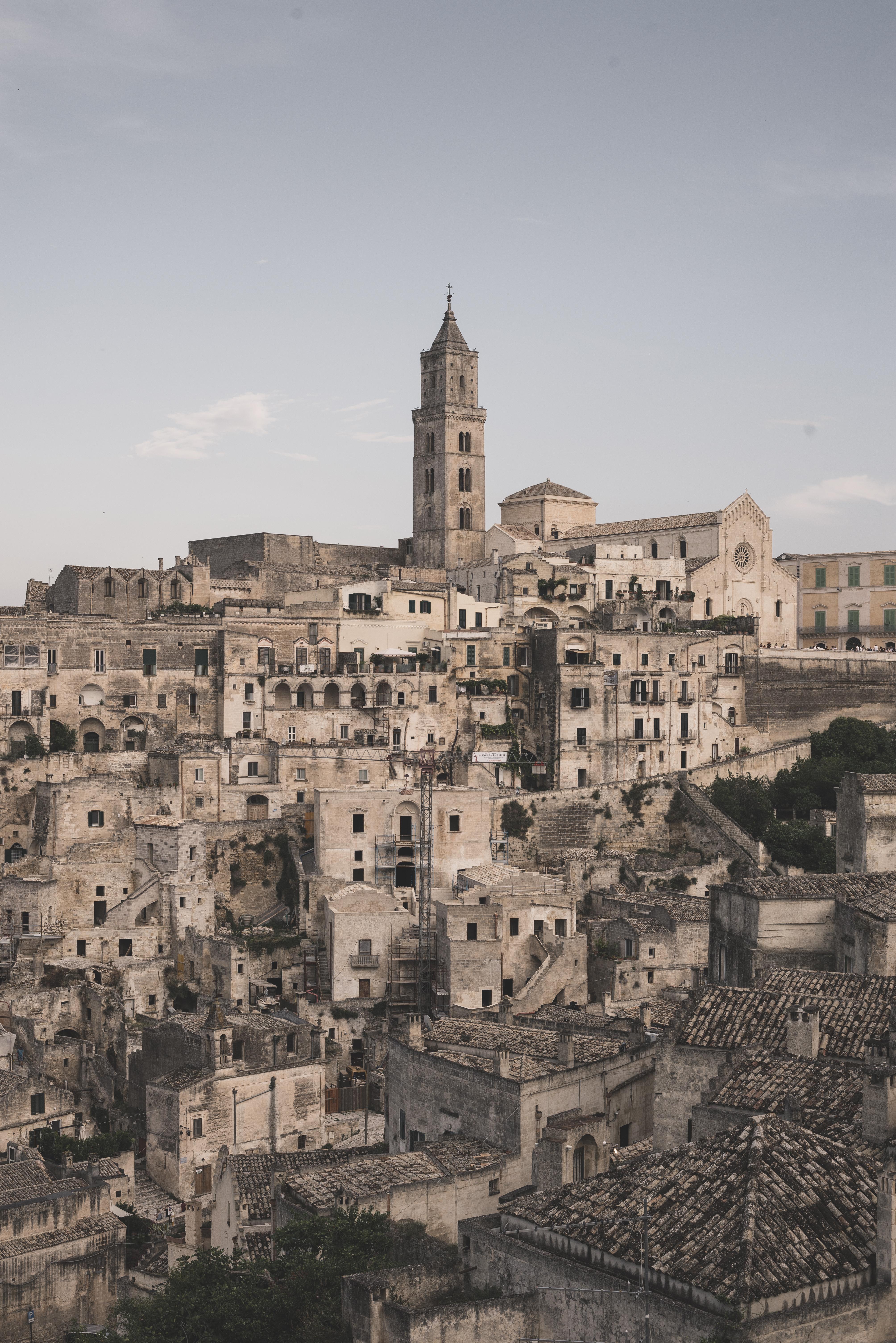 Holiday in Italy, matera, travel photography