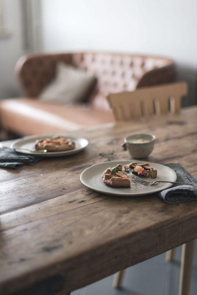 mini apple tarts for breakfast