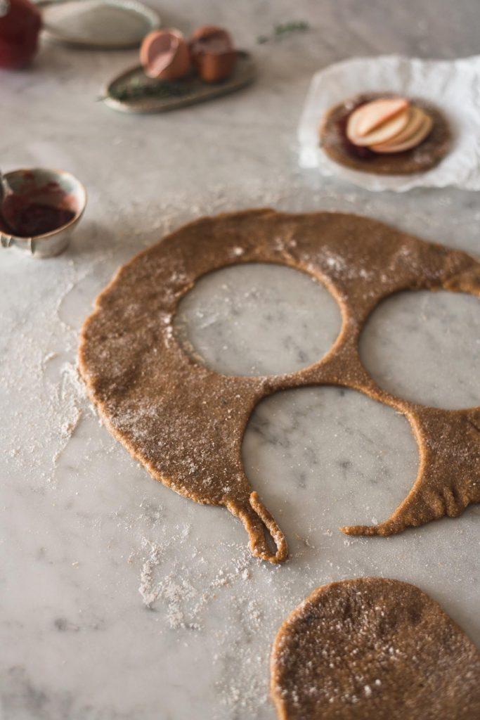 wholegrain shortbread tart crust recipe