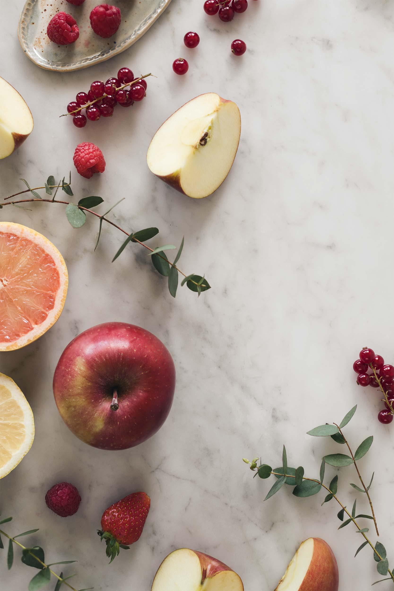 fruity apple iced tea ingredients