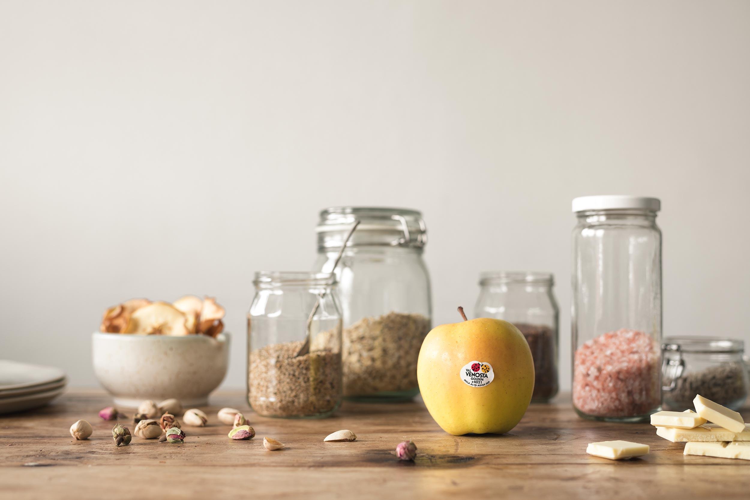 seeded apple cookies ingredients